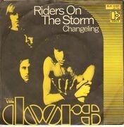 7inch Vinyl Single - The Doors - Riders On The Storm - Original German