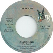 7inch Vinyl Single - The Doors - Riders On The Storm