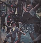 LP - The Doors - Strange Days - GOLD LABELS ELEKTRA