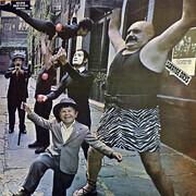 LP - The Doors - Strange Days