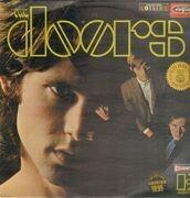 LP - The Doors - The Doors - Original 1st French
