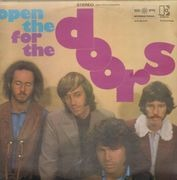 LP - The Doors - Waiting For The Sun - Open The Doors For The Doors - SR CLUB EDITION