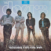 LP - The Doors - Waiting For The Sun - Butterfly label