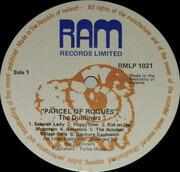 LP - The Dubliners - A Parcel Of Rogues
