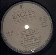 LP - The Eagles - The Long Run