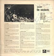 LP - The Easybeats - Easy - original australian signed pokora 5001