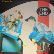 12inch Vinyl Single - The End - Elastador