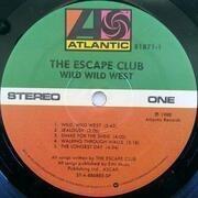 LP - The Escape Club - Wild Wild West