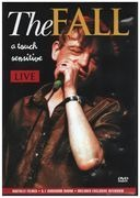 DVD - The Fall - A Touch Sensitive (Live) - Dual Layer
