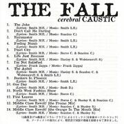 CD - The Fall - Cerebral Caustic