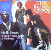 12'' - The Family Stand - Ghetto Heaven