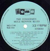 LP - The Fendermen - Mule Skinner Blues