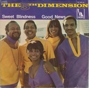 7inch Vinyl Single - The Fifth Dimension - Sweet Blindness
