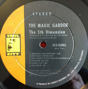 LP - The Fifth Dimension - The Magic Garden