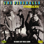 CD - The Fireballs - Firebeat! The Great Lost Vocal Album