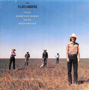 CD - The Flatlanders Featuring Jimmie Dale Gilmore , Joe Ely , Butch Hancock - More A Legend Than A Band