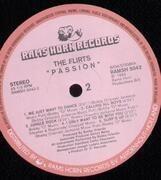 LP - The Flirts - Passion