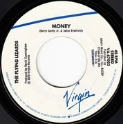 7inch Vinyl Single - The Flying Lizards - Money / Money B