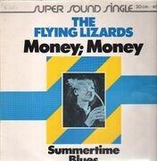 12inch Vinyl Single - The Flying Lizards - Money; Money / Summertime Blues