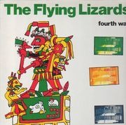 LP - The Flying Lizards - Fourth Wall
