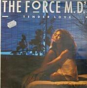 LP - The Force M.D.'s - Tender Love