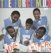 LP - The Force M.D.'s - Love Letters