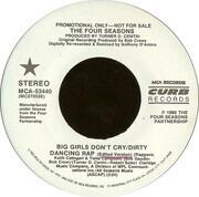 7inch Vinyl Single - The Four Seasons - Big Girls Don't Cry