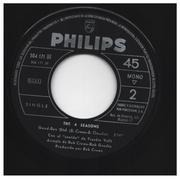 7inch Vinyl Single - The Four Seasons - Saturday's Father