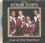 CD - The four tops - Live at the stardust