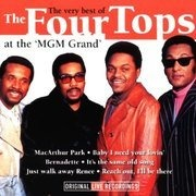CD - the Four Tops - The Very Best of