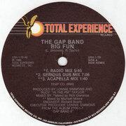 12'' - The Gap Band - Big Fun