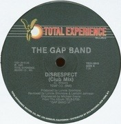 12'' - The Gap Band - Disrespect
