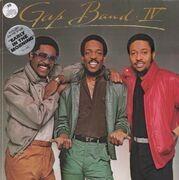 LP - The Gap Band - Gap Band IV - Gatefold