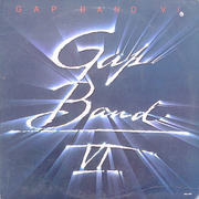 LP - The Gap Band - Gap Band VI - 1984 ALBUM