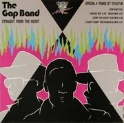 12'' - The Gap Band - Straight From The Heart