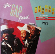 12'' - The Gap Band - Zibble Zibble (Get The Money)