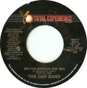 7inch Vinyl Single - The Gap Band - Big Fun