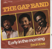 7inch Vinyl Single - The Gap Band - Early In The Morning