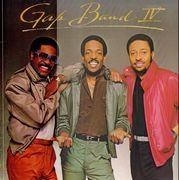 LP - The Gap Band - Gap Band IV