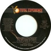 7inch Vinyl Single - The Gap Band - Zibble Zibble (Get The Money)