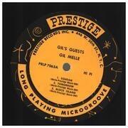 LP - The Gil Melle Quartet - Gil's Guests - Deep Groove / MONO