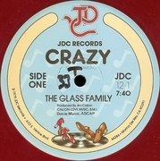 12'' - The Glass Family - Crazy