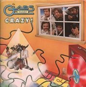 LP - The Glass Family - Crazy! - Red