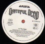 LP - The Grateful Dead - In The Dark