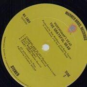 LP - The Grateful Dead - Workingman's Dead - ORIGINAL GREEN WARNER