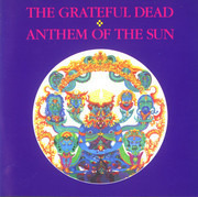 CD - The Grateful Dead - Anthem Of The Sun