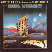 CD - The Grateful Dead - From The Mars Hotel