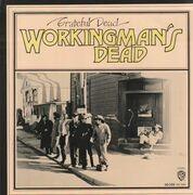 LP - The Grateful Dead - Workingman's Dead
