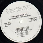 Double LP - The Groundhogs - Moving Fast - Standing Still