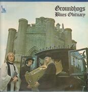 LP - The Groundhogs - Blues Obituary - 1st UK Blue Liberty - RARE